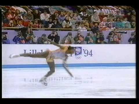 Surya Bonaly (FRA) - 1994 Lillehammer, Figure Skating, Ladies