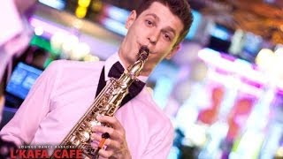 Саксофон на свадьбу, праздник. Заказать мега саксофонист Игорь Добрянский. Киев