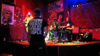 """""""For No One"""" live by The Dawn Drapes at the Preservation Pub, Knoxville 03-03-15"""
