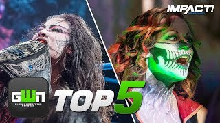 5 Most CHILLING Moments from IMPACT's Dark War | GWN Top 5