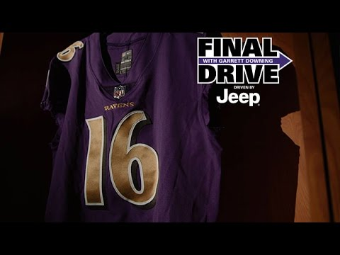 Check Out Video Of Ravens Color Rush Uniform Final Drive Baltimore Ravens Youtube