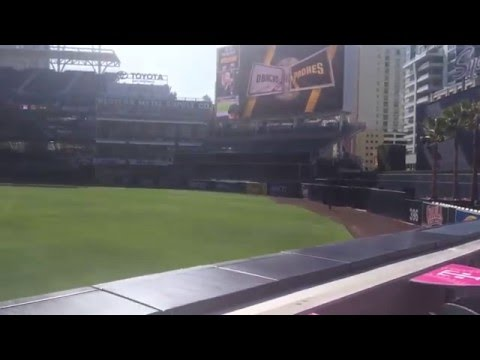 Petco Park - T-Mobile Home Run Deck