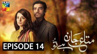 Mata e Jaan Hai Tu Episode 14 | English Subtitles | HUM TV | Drama