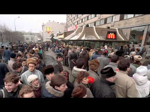 31st January 1990: First McDonald's opens in the USSR