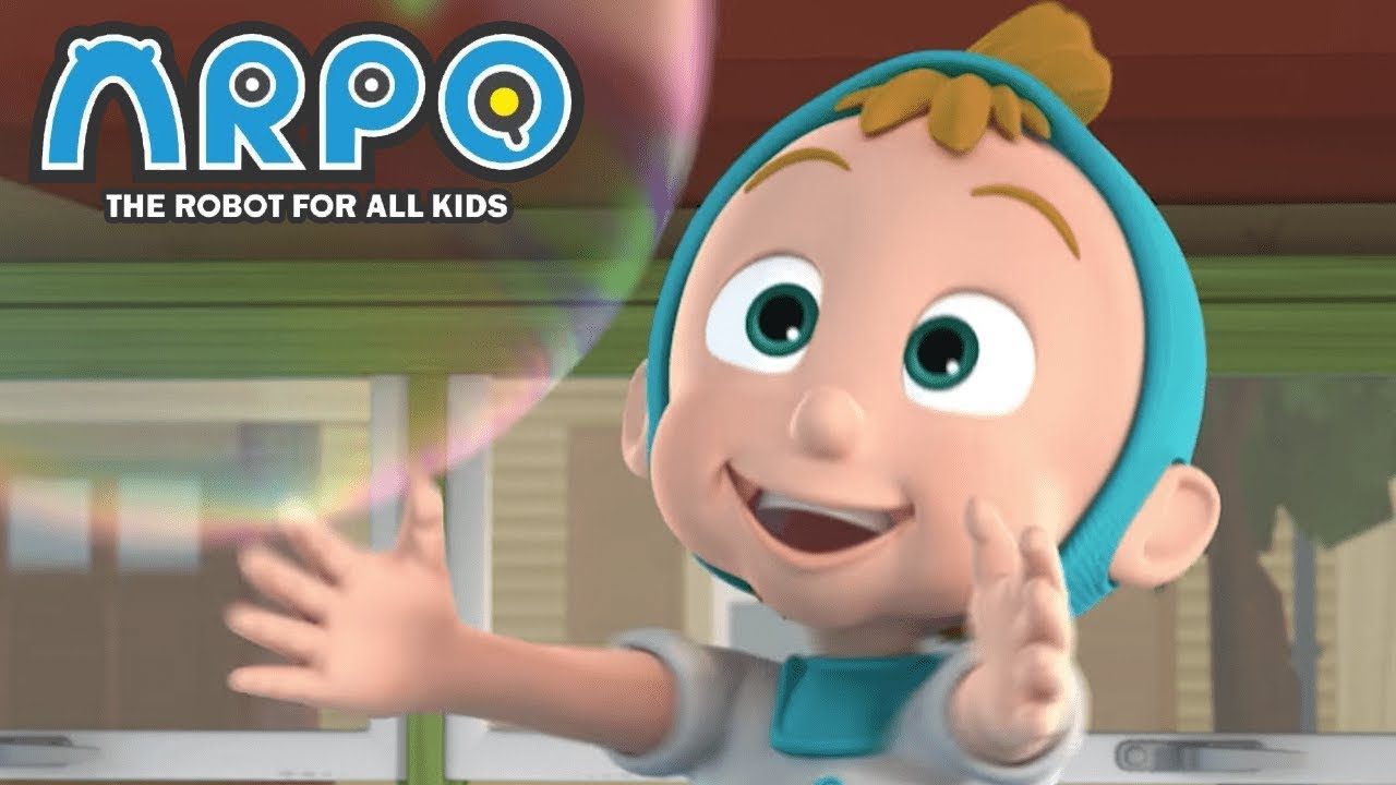 ARPO The Robot For All Kids - Boy In The Bubble | Full Episode | Videos For Kids