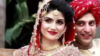 Gambar cover Cinematic Wedding Highlights Sehrish Umer