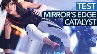 Mirror's Edge Catalyst - Test-Video zum Parkour-Actionspiel