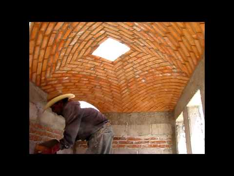 Awesome Construction Of Catalan Domes And Vaults Youtube