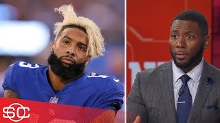 OBJ getting called out for being authentic - Ryan Clark | SportsCenter