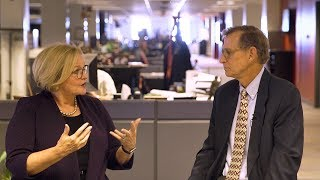 Tod Robberson interviews Senator Claire McCaskill ahead of tight midterm election