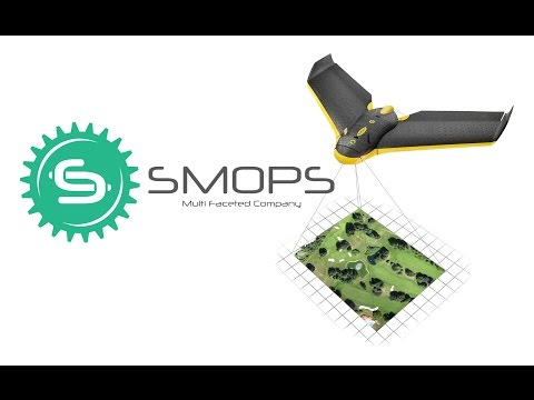 SMOPS Professional Land/Drone Surveying & GIS Services