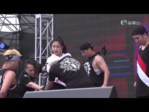 140701 BoA  Hurricane Venus & The Shadow & My Name & Only One @ Hong Kong Dome Festival 1080P