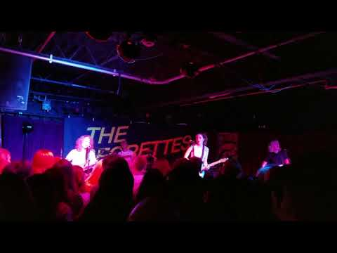"""The Regrettes, """"Red Light"""" Live in Cleveland"""