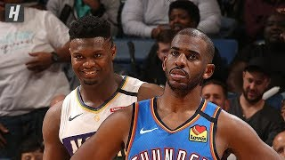 Oklahoma City Thunder vs New Orleans Pelicans - Full Highlights   Feb 13, 2020   2019-20 NBA Season