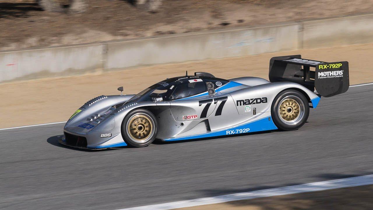 Mazda Raceway Laguna Seca >> Rolex Monterey Motorsports Reunion at Laguna Seca: FIA/IMSA GTP & GTO - YouTube