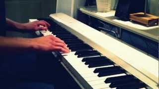 Free Fallin' - John Mayer (Piano Cover by Felix Göransson)