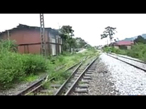 PERCABANGAN DR STASIUN PADANG PANJANG | Ke Bukittinggi (Mati) & ke Solok (Keliatannya Mo Hidup ...