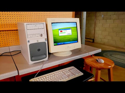 Making YouTube Videos In An Old Windows XP Computer