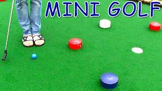 Mini Golf - Let
