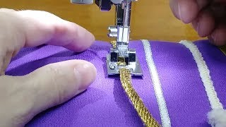 52 Piece Pressure Foot Kit: Part 2 - DEMO 2