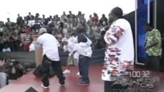 Three 6 Mafia X Bow Wow & Project Pat - Side 2 Side (Live At 106 Red Carpet 2006)