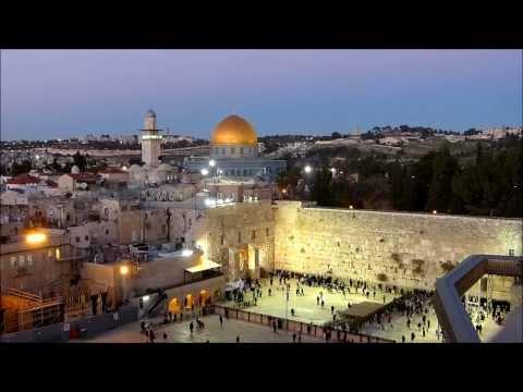 Jerusalem Time Lapse Day & Night 2014