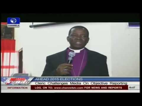 Develop a critical sense of judgment-- Cleric challenges media
