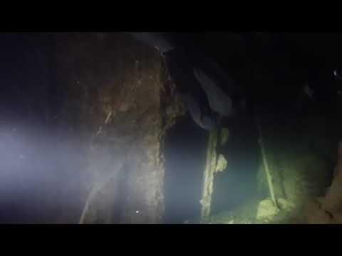 Incursion dans l'épave du Togo avec NTR Dive et Cap Camarat plongée