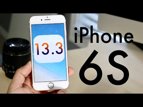 iOS 13.3 OFFICIAL On iPhone 6S! (Review)