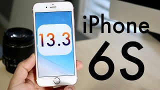iOS 13.3 OFFICIAL On iPhone 6S! (Review) Video