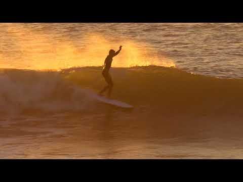 Corey Colapinto Sunset Cliffs Log Session