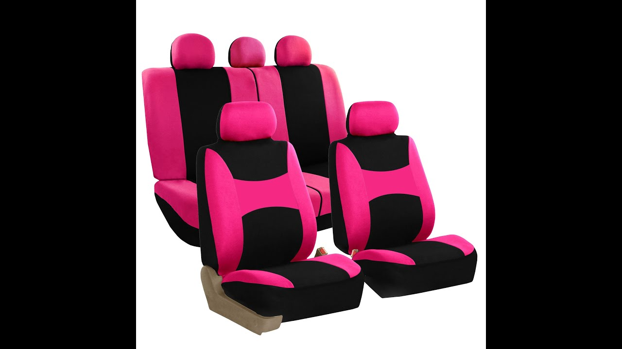 Light Breezy Seat Covers Combo Set
