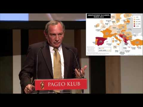 Presentation of George Friedman at PAGEO, Hungary (2015.06.22.)