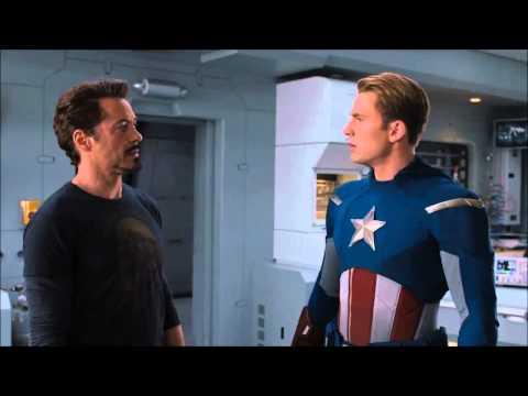 The Avengers - Genius, billionaire, playboy, philanthropist - Funny Tony Stark Scene [HD]