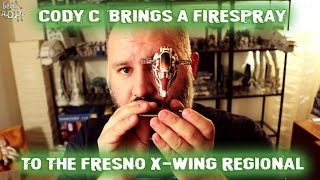 Cody C Brings a Firespray to the Fresno X-Wing Regional