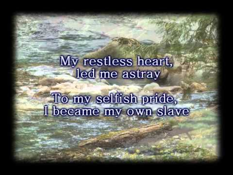 Come To The River - Rhett Walker Band - Worship Video with lyrics