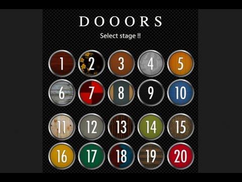 DOORS room escape game Level 1 - 20 - 58 Works
