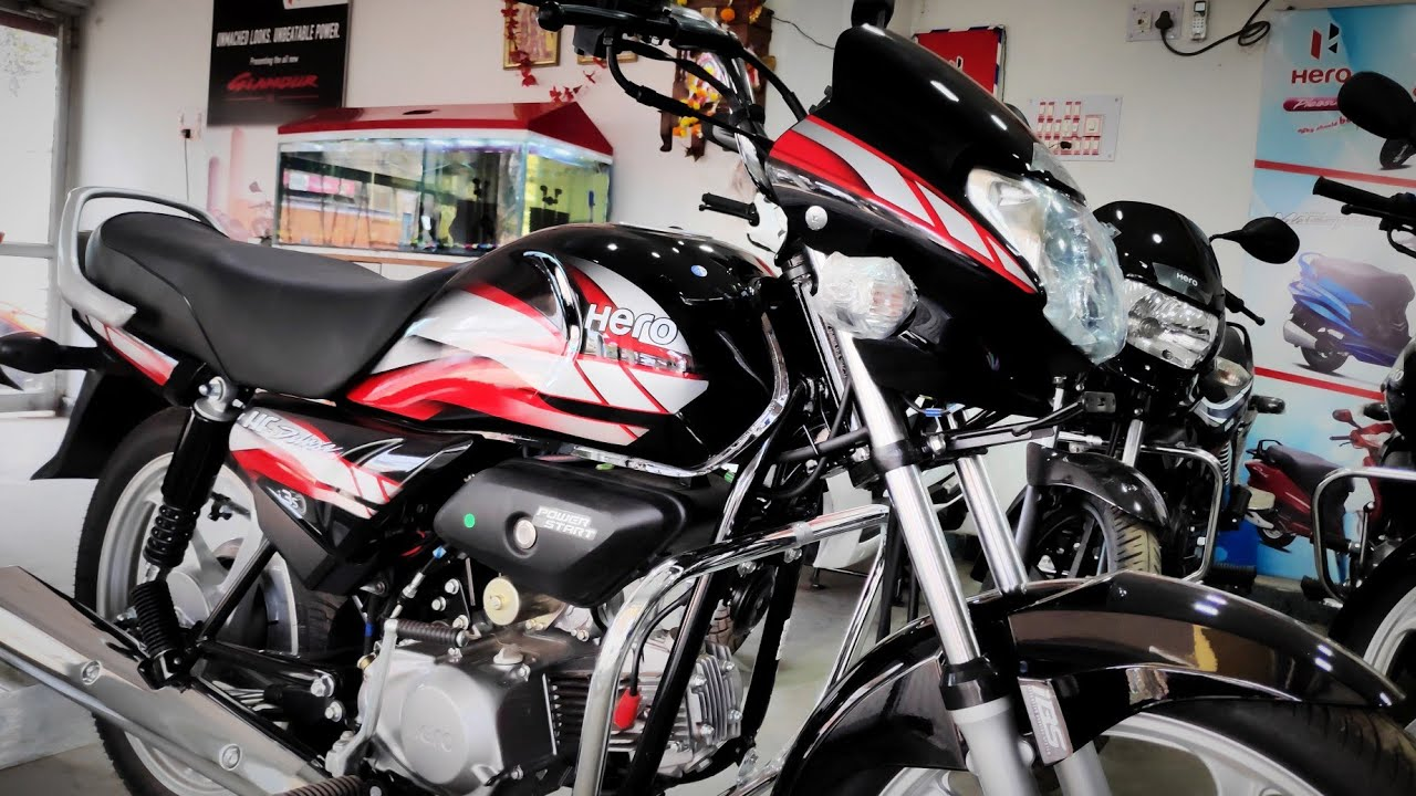 2019 Hero Hf Deluxe Ibs 3 New Changes Onroad Price Review Youtube