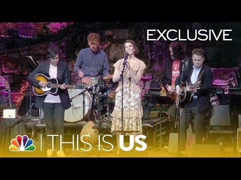 """Mandy Moore's Soulful Rendition of """"Invisible Ink"""": Live Performance - This Is Us (Exclusive)"""