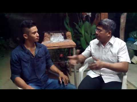Tacita de Café El Sabor de Costa Grande, entrevista a Edgar Andrade.