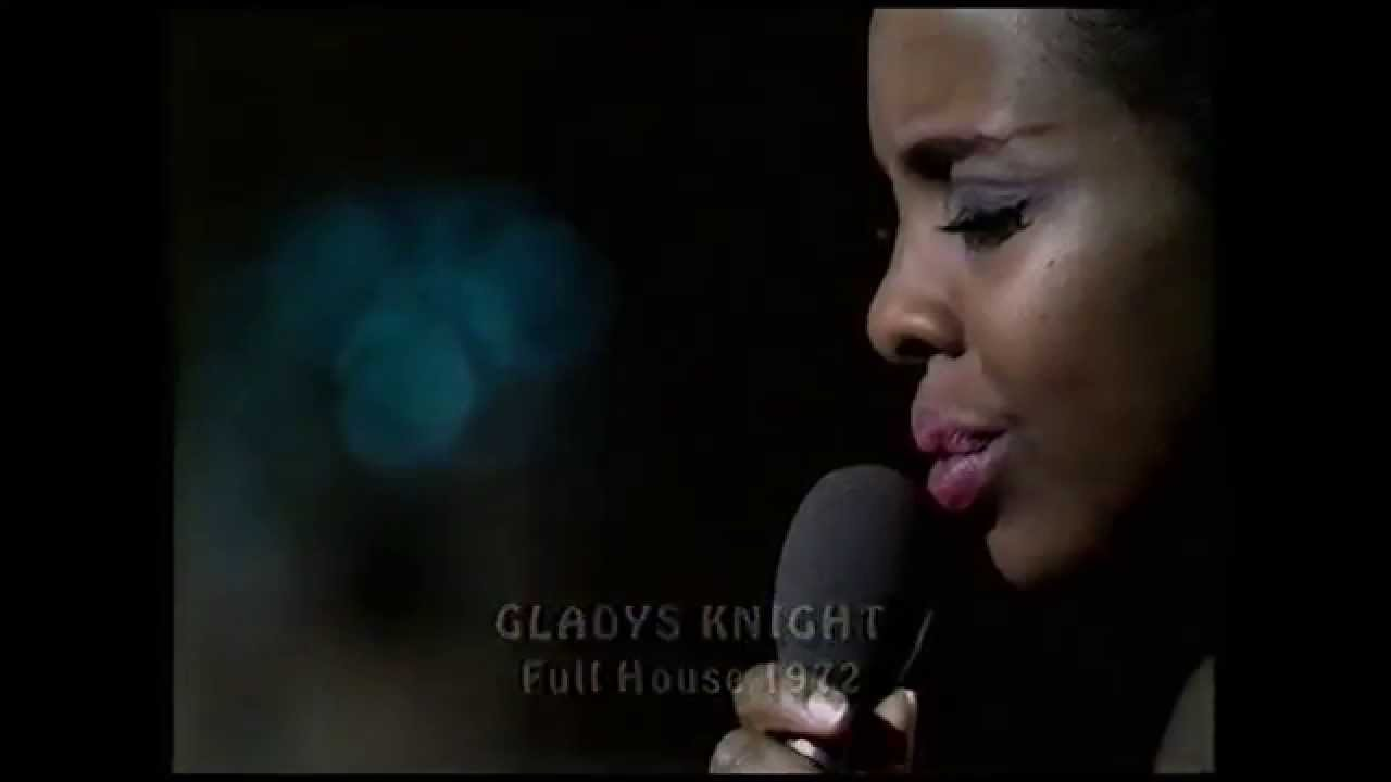 Gladys Knight - Help Me Make It Through the Night