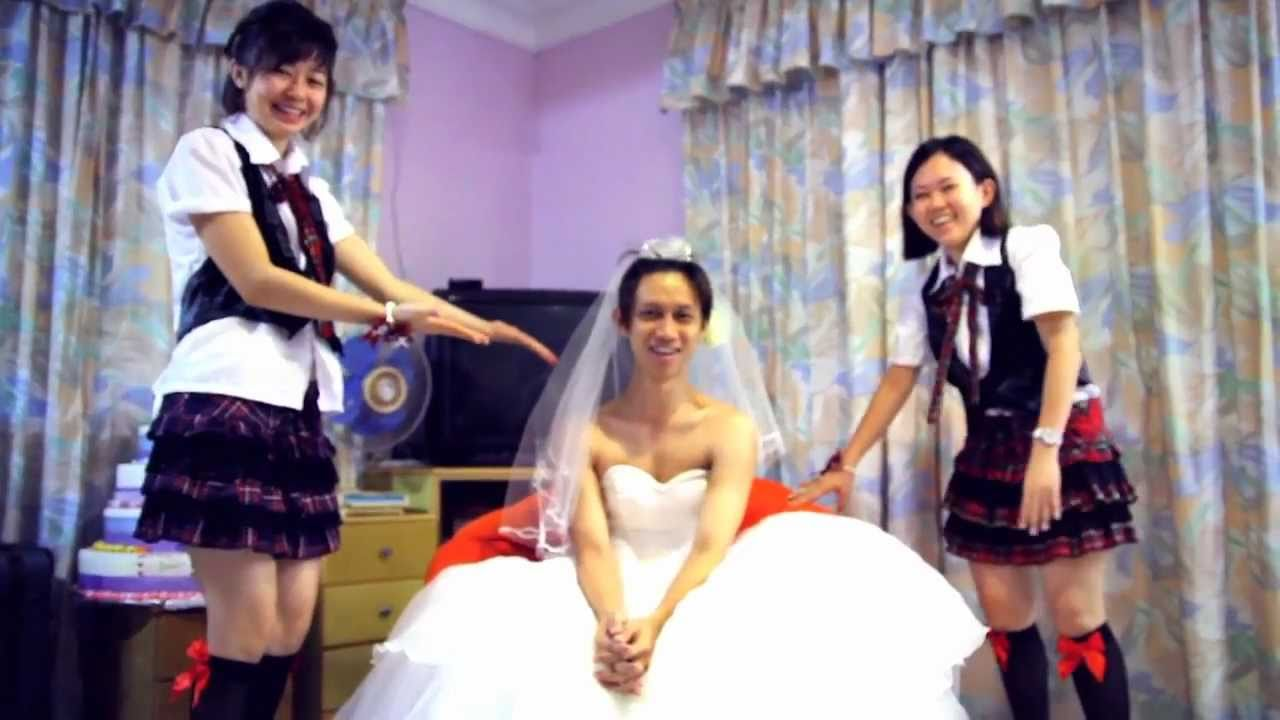 China Wedding Prank 2018062602