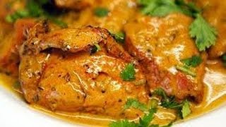 """Chicken Tikka Masala Recipe"" ""Indian Food"" [ASMR]"