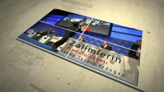 Recep Tayyip Erdoğan #AKP Reklam Müziği 2014 KLİP