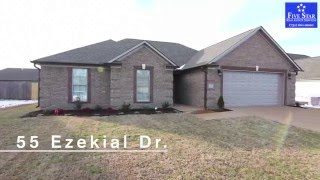 55 Ezekial Drive Jackson, TN House for sale in Jackson, Tennessee
