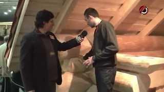 як правильно зробити дах на дерев'яний будинок