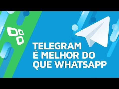 10 recursos que fazem o Telegram ainda ser melhor do que WhatsApp - TecMundo