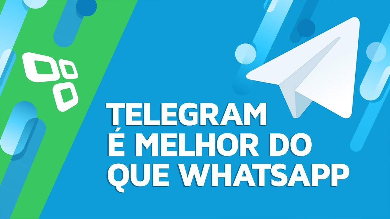 10 Recursos Que Fazem O Telegram Ainda Ser Melhor Do Que