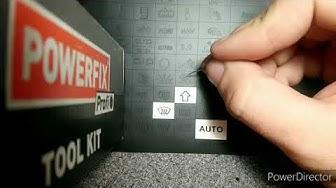 Нови стикери за възстановяване на протрити символи за автомобили/New car stikers for restoration