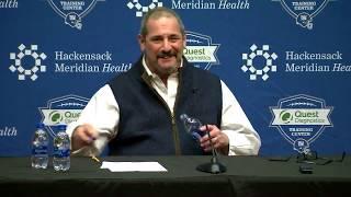Giants GM Dave Gettleman candid on Eli Manning and Odell Beckham Jr.